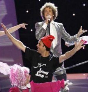 El sabotaje de la canción española en Eurovisión por Jimmy Jump en Oslo ha tenido repercusión en todo el mundo. (Foto: captura)