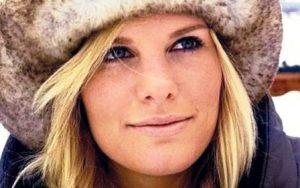 La noruega Tora Uppstrøm Berg dijo que pasó una «noche caliente» con el prometido de la princesa. (Foto: TV)