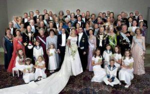Los contribuyentes suecos pagaron 10 millones de coronas (1,07 millones de € ) de la boda de Victoria de Suecia. El resto lo pagó su padre el rey Carlos XVI Gustavo - Foto: Kungahuset.se