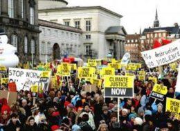 COP15 - Manifestación en Copenhague -1