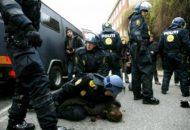 Manifestación en Copenhague -14