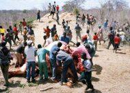 Todos tienen hambre después de la sequía que acabó con las cosechas. (Foto: Cortesía de David Chancellor)