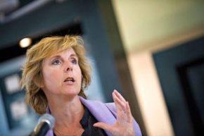La ex-ministra de Medio Ambiente danesa y nueva comisaria de la UE, Connie Hedegård, no dimitió. (Foto: agencias)