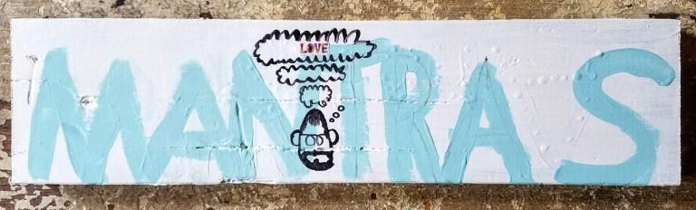 Anais's MANTRAS art