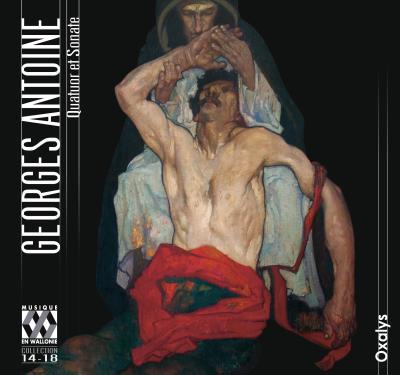 Georges Antoine cd