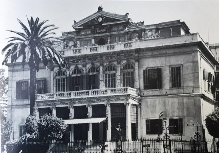 31. L'Opéra du Caire, extérieur