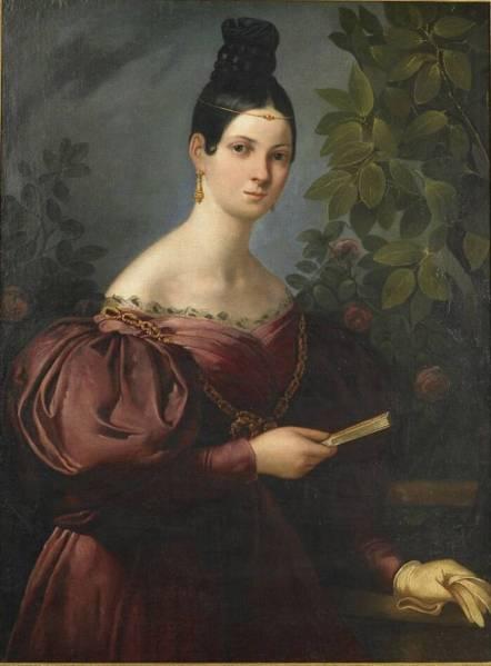 23. Maria Malibran