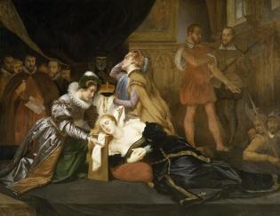 27. L'Exécution de Marie Stuart