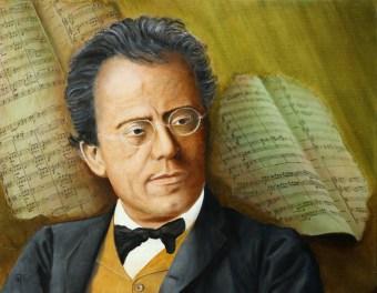 Pierre Marie Féroumont, Portrait de G. Mahler