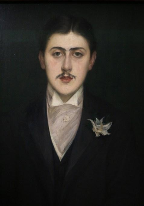 86. Jacques-Émile Blanche, Portrait de Marcel, 1892.