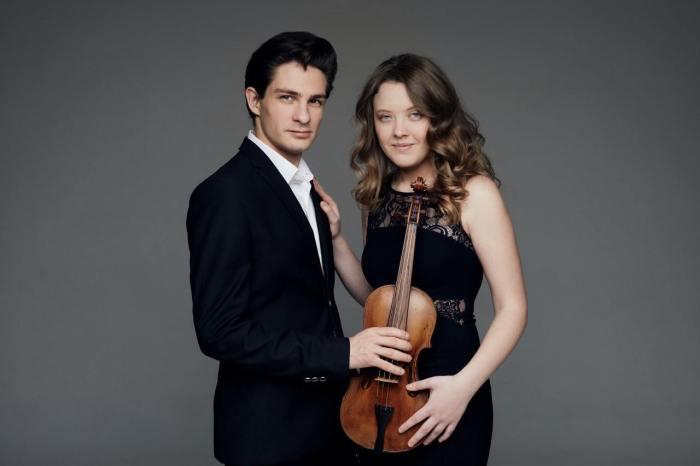 Daniil Arseniev et Polina Alexandrova b