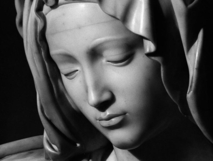20c. Michel-Ange, Stabat Mater (Pieta)