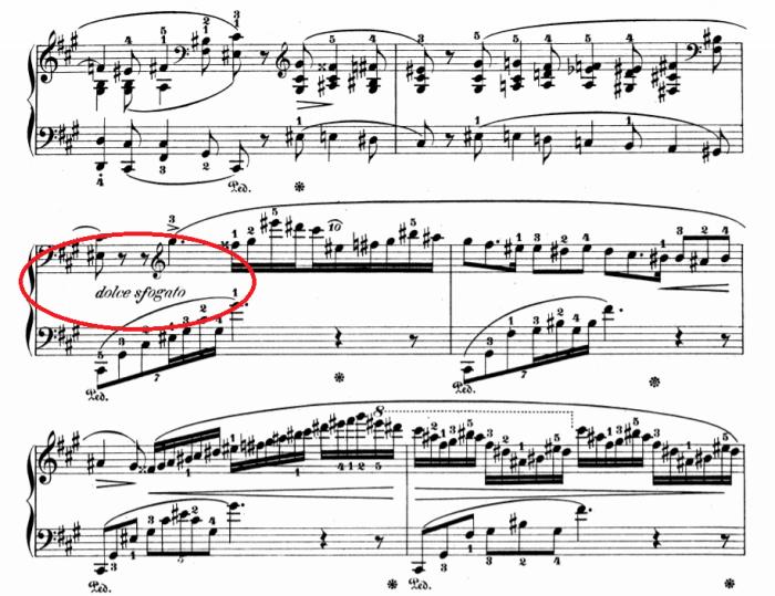 31b. Sfogato Barcarolle Chopin