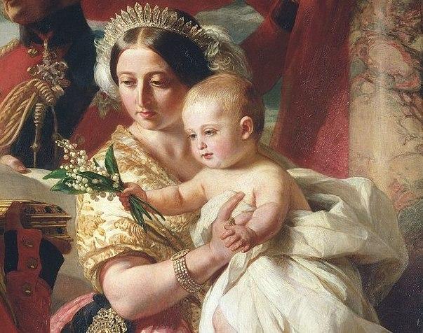 37e. Franz Xaver Winterhalter, Le 1er mai, 1851a.