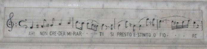 67g. Monumento a Bellini, Cattedrale di Catania