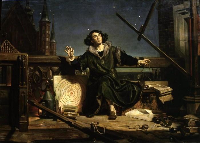 83a. Jan Matejko, Nicolas Copernic (1473–1543), le savant humaniste
