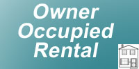 Owner Occupied Rental