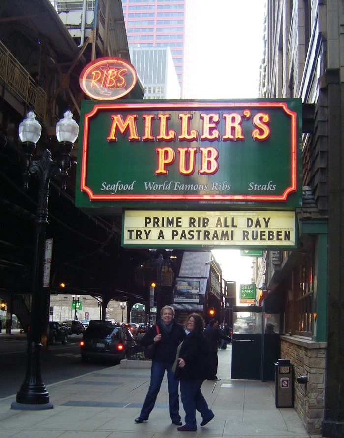 at millers pub