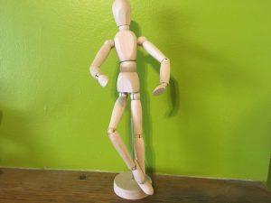 human-anatomy-doll-figurine-linkedin-appointment-setting