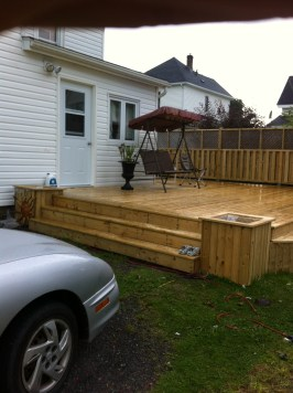 Deck Project