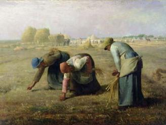 """""""The Gleaners"""" by Jean-François Millet"""