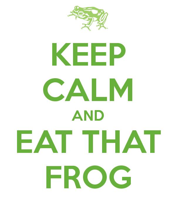 keepcalm-eatfrog