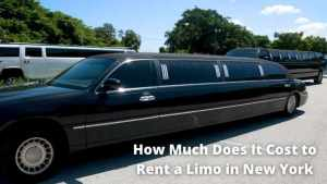 how much does it cost to rent a limo in New York