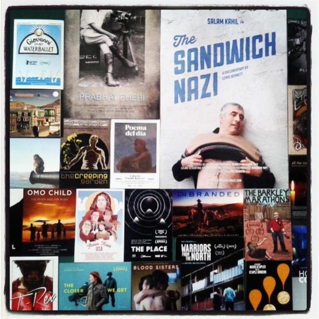 Películas presentadas en Hot Docs 2015