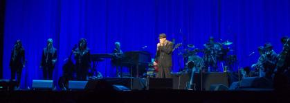 Leonard Cohen en Toronto. CC BY-NC-SA 2.0 Rob Hyndman