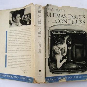 Primera edición de Ultimas tardes con teresa, de Juan Marsé