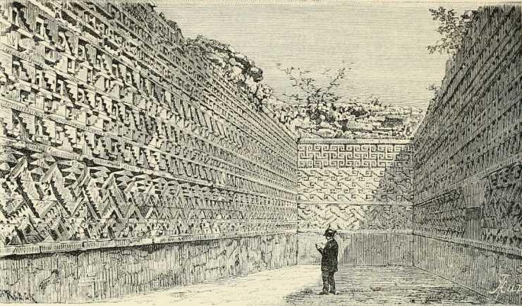 Mitla. Internet Archive Book Images. CC, 2.0 https://flic.kr/p/oui7d9