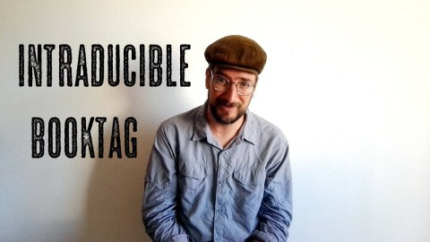 Booktag Intraducible, por José Miguel Tomasena, de Observatorio de Booktube