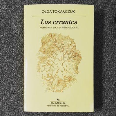 Los errantes, de Olga Tokarczuk