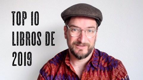 Top 10 libros de 2019, según José Miguel Tomasena