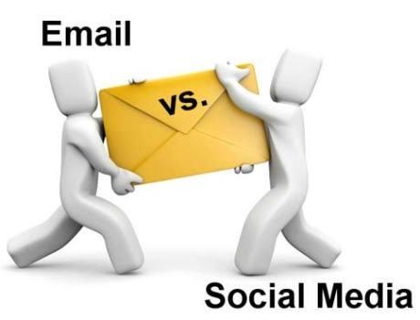 E-mail e Midias Sociais
