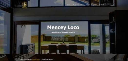 Mencey Loco Beach House casas de praia em São Miguel do Gostoso