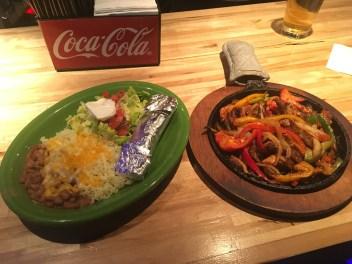 Chicken & Steak Fajitas