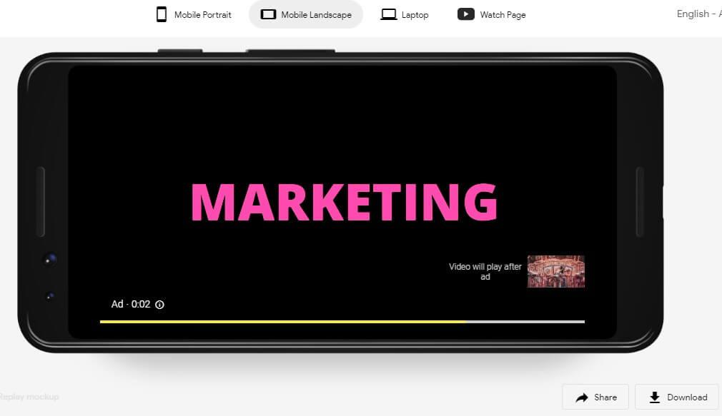 Youtube Mockup Tool