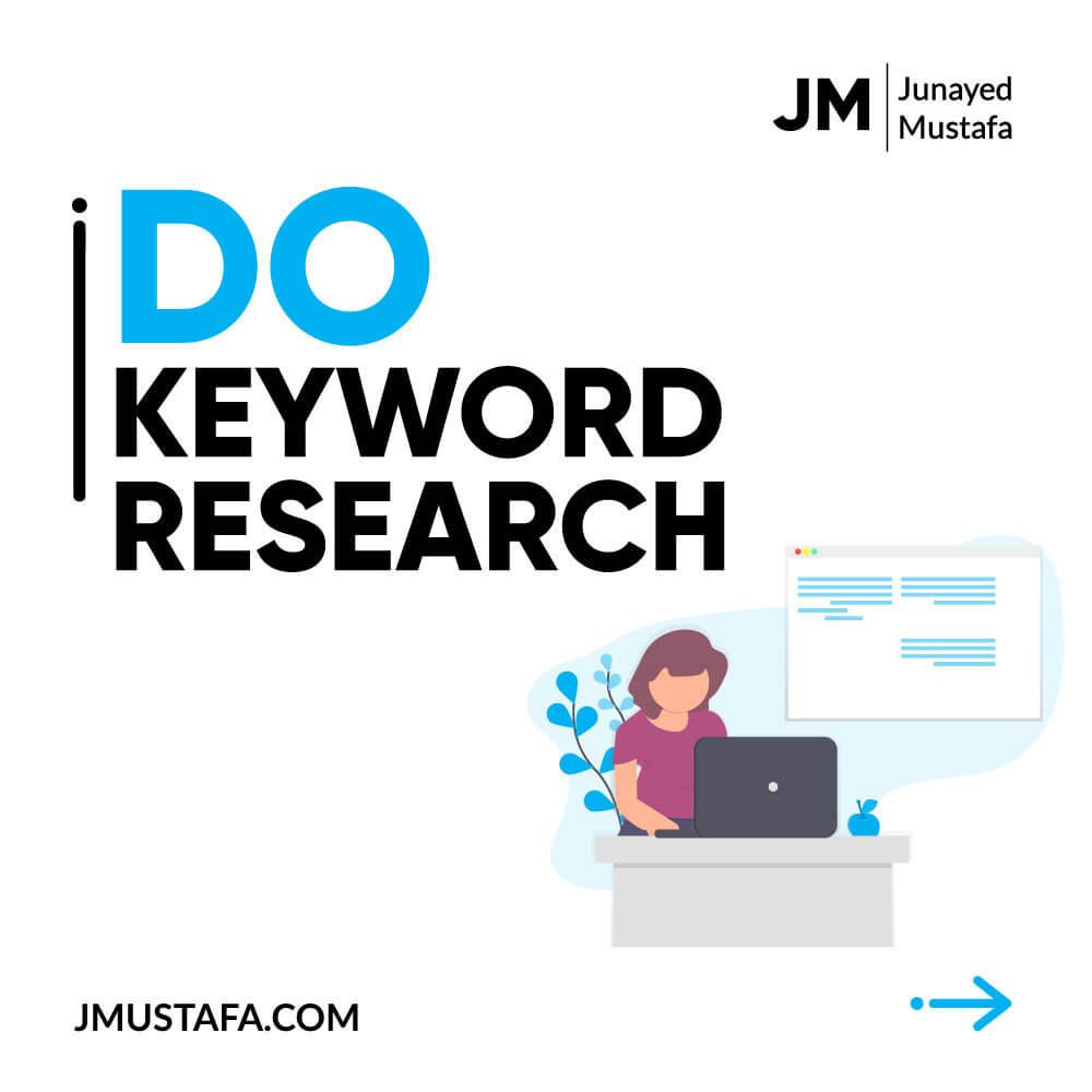 Do SEO Keyword Research