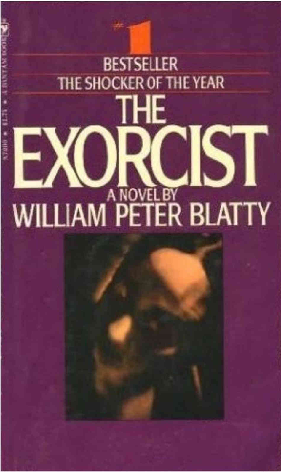Book ReviewThe Exorcist By William Peter Blatty JN