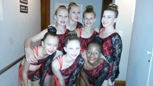 J&C dance Creations showcase 110
