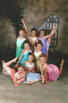 J&C dance Creations showcase 96
