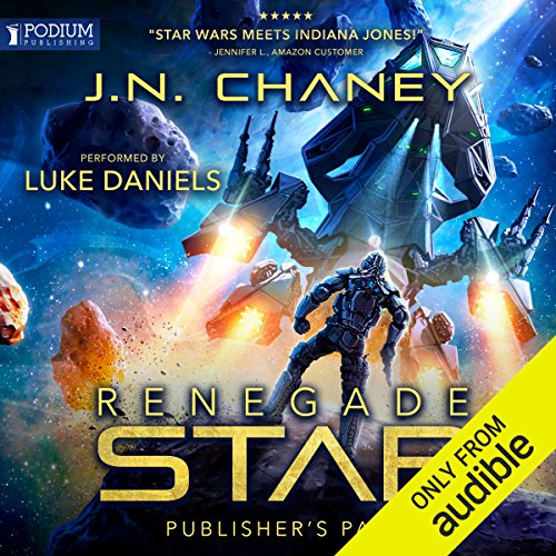 Renegade Star: Publisher's Pack 1
