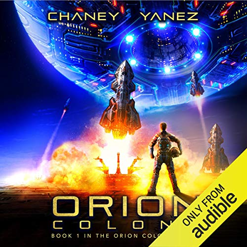 Orion Colony Audiobook