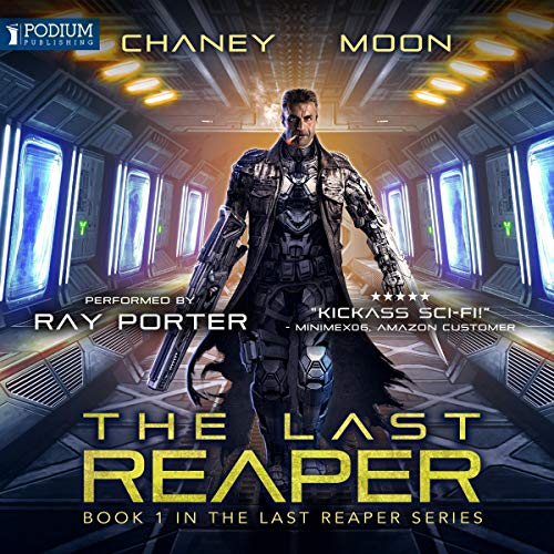 The Last Reaper Audiobook 1: The Last Reaper