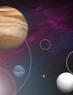 Space Instagram Stories