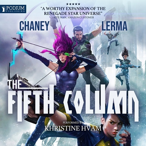 The Fifth Column: Audiobook 1 The Fifth Column