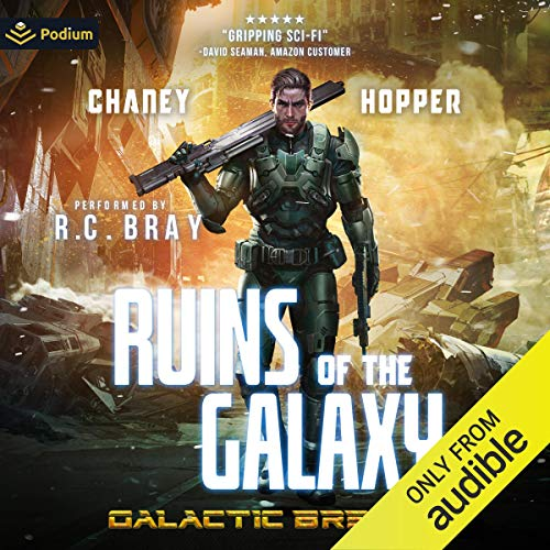 Ruins of the Galaxy Audiobook 2: Galactic Breach