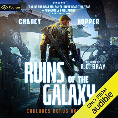 Ruins of the Galaxy Audiobook 1: Ruins of the Galaxy