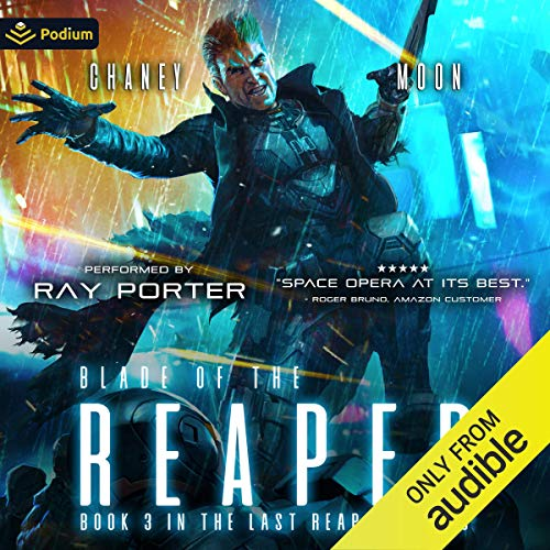 The Last Reaper Audiobook 3: Blade of the Reaper